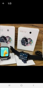 Used HW12 SMART WATCH   Ele1🔥FREE PODS in Dubai, UAE