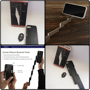 Used New selfie stick phone case iPhone 7/8 in Dubai, UAE