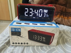 Used TG174 WIRELESS SPEAKER // FM RADIO in Dubai, UAE