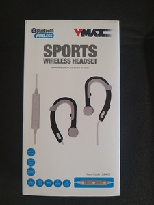 Used Wireless headset . Brand new. Original in Dubai, UAE