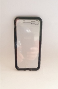 Used Anti peeping magnetic iphone case 7/8 in Dubai, UAE
