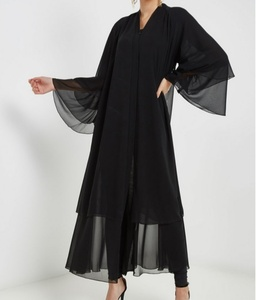 Used Abaya chifoon in Dubai, UAE