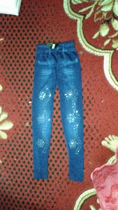Used New Blue leggings in Dubai, UAE