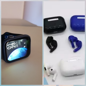 Used T500PLUS BUNDLE WITH FREE AIRPODS ELE1 in Dubai, UAE