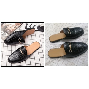 Used Mens Casual Adult Leather Half Loafers in Dubai, UAE