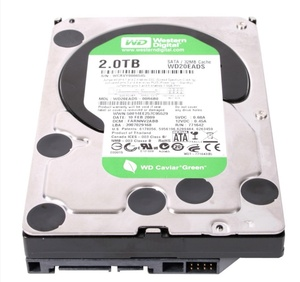 Used NEW WD 2.0TB SATA HDD in Dubai, UAE