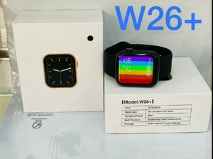 Used SMART WATCH W26 + in Dubai, UAE