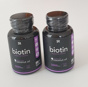 Used Biotin supplements bundle offer 2pcs in Dubai, UAE