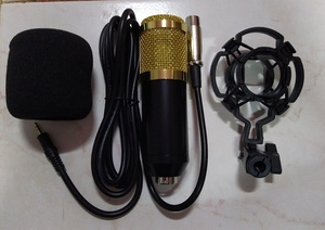 Used Condenser microphone🎤 in Dubai, UAE