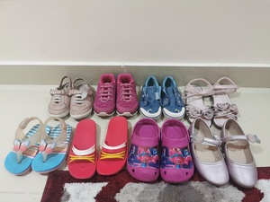 Used Kids shose for sale in Dubai, UAE