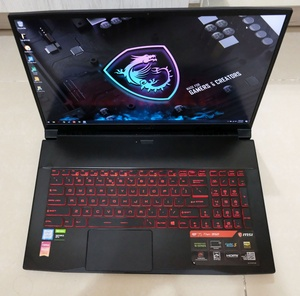 Used MSI LAPTOP GF75 9SD I7 9TH 6GB GTX 1660 in Dubai, UAE