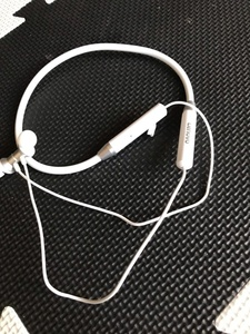 Used Lenovo Headphones Original White in Dubai, UAE