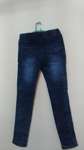 Used Blue pant number 14 15 in Dubai, UAE