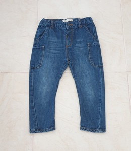 Used Zara boy jeans size 2/3 yo in Dubai, UAE