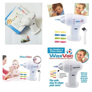 Used Wax Vac Portable Vacuum Cleaner Ear Wax in Dubai, UAE