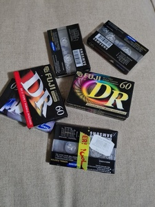 Used Brand new 7 pcs old stereo cassettes in Dubai, UAE