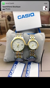 Used Casio Couple Watch in Dubai, UAE