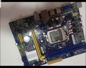 Used Foxconn motherboard LGA1155 in Dubai, UAE