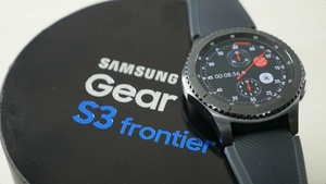 Used Samsung Gear S3 Frontier Smartwatch in Dubai, UAE