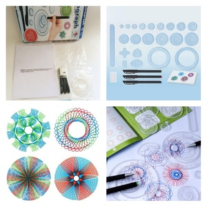 Used The original Spirograph Deluxe Set 2 pcs in Dubai, UAE