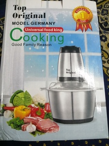 Used Multifunctional Electric Chopper Mincer in Dubai, UAE