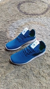 Used Adidas HU shoes size 42 new in Dubai, UAE