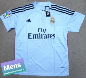Used Fly emirates t shirt white in Dubai, UAE
