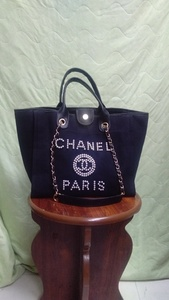 Used Chanel Paris Tote Bag in Dubai, UAE