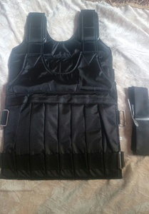 Used Adjustable weighted vest brand new in Dubai, UAE