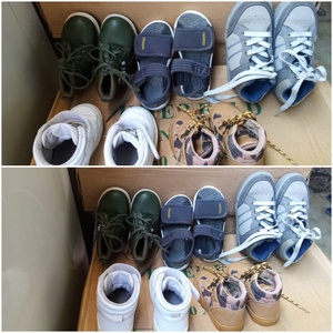 Used Baby shos 1 to 2 years in Dubai, UAE