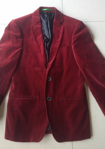 Used Men's velour jacket in Dubai, UAE