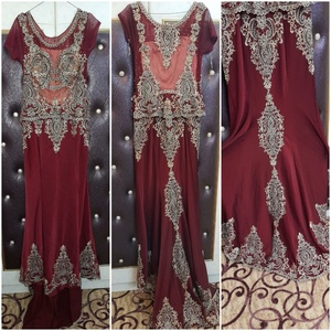 Used Sidriya party dress size xl in Dubai, UAE
