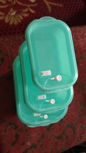 Used 3 lunch box in Dubai, UAE