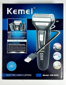Used kemei trimmer and shaver KM-6559 in Dubai, UAE