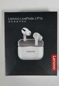 Used Lenovo LivePods LP1S Bluetooth black in Dubai, UAE