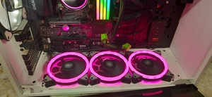 Used I7 10700k Z490 32GB RAM RGB AIO 2 Fans in Dubai, UAE