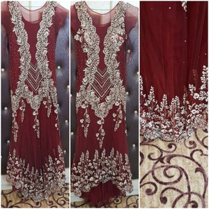 Used fostan party dress 👗 xl in Dubai, UAE