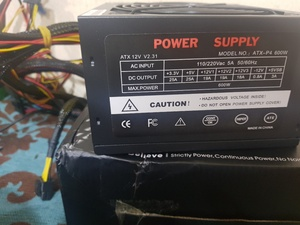 Used ATX 600w power supply in Dubai, UAE