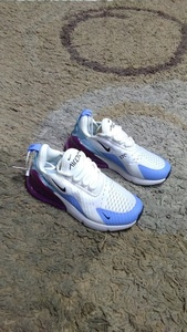 Used Original Nike Air270 size 37 new in Dubai, UAE