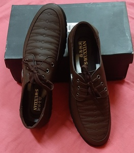 Used Men's business casual shoes! in Dubai, UAE