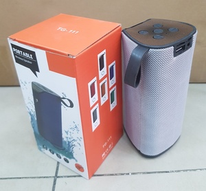 Used Portable Wireless Speaker TG-111 in Dubai, UAE