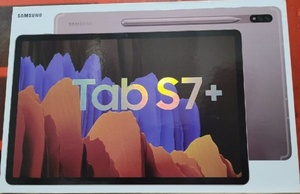 Used Samsung Galaxy Tab S7 Plus Mystic Bronze in Dubai, UAE