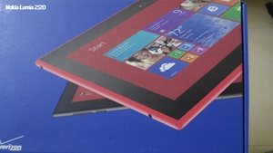 Used NOKIA LUMIA 2520 in Dubai, UAE