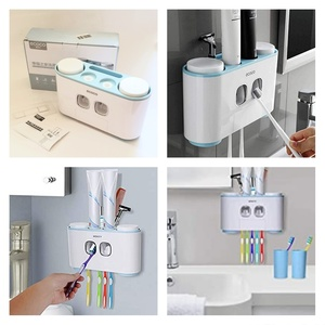 Used Multifunctional Toothpaste Dispenser NEW in Dubai, UAE
