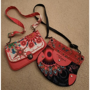 Used 2 Desigual bags in Dubai, UAE