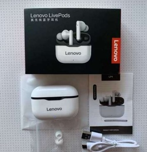 Used LENOVO LP1 EARPHONES NEW🎁🎊 in Dubai, UAE