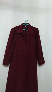 Used Full swivel Abaya large in Dubai, UAE