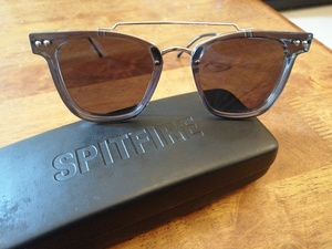 Used SPITFIRE fashion sunglass for men in Dubai, UAE