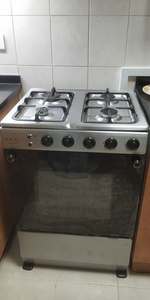 Used Akai 4 stove gas oven in Dubai, UAE