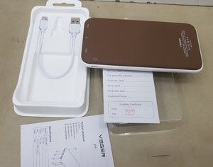 Used VEGER Original Power Bank 25000mAh in Dubai, UAE